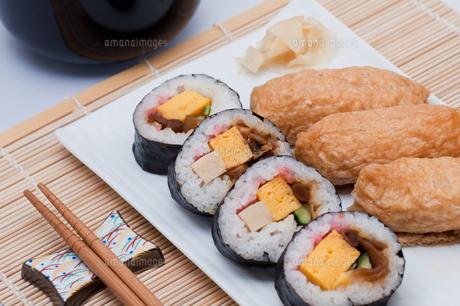 助六寿司の写真素材 [FYI00285274]