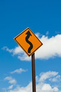 交通標識の写真素材 [FYI00285292]