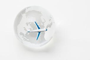 ジェット旅客機の素材 [FYI00285306]