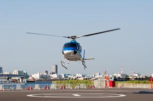 ヘリコプターの写真素材 [FYI00285326]