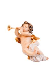 アンティークな天使像の写真素材 [FYI00285388]
