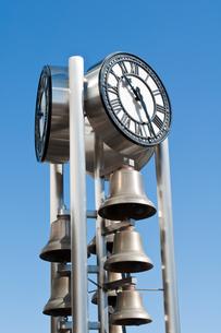 時計塔の写真素材 [FYI00285445]
