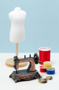 裁縫道具の写真素材 [FYI00285487]