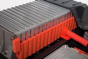 電気自動車用バッテリーの写真素材 [FYI00285506]