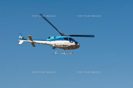 ヘリコプターの写真素材 [FYI00285518]