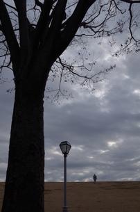 暗雲の写真素材 [FYI00285915]
