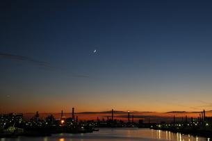 京浜工業地帯の写真素材 [FYI00286250]