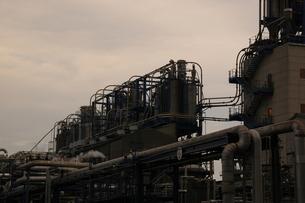 京浜工業地帯の写真素材 [FYI00286252]