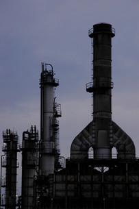 京浜工業地帯の写真素材 [FYI00286255]
