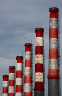 京浜工業地帯の写真素材 [FYI00286264]