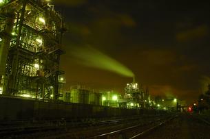 京浜工業地帯の写真素材 [FYI00286265]