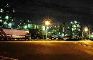 京浜工業地帯の写真素材 [FYI00286267]