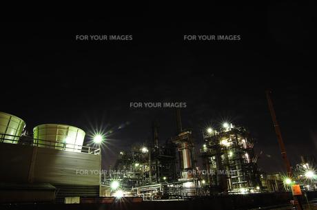 京浜工業地帯の写真素材 [FYI00286268]