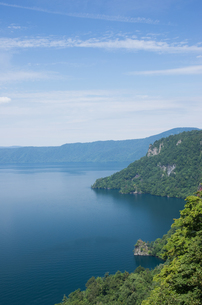 十和田湖 瞰湖台の写真素材 [FYI00287681]