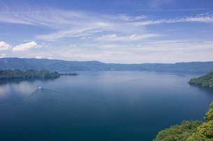 十和田湖 瞰湖台の写真素材 [FYI00287690]