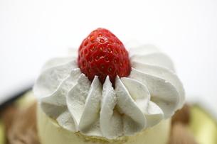 苺ショートケーキの写真素材 [FYI00288949]