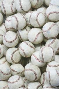 野球ボールの写真素材 [FYI00289165]