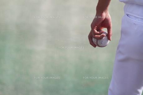 野球の写真素材 [FYI00289166]