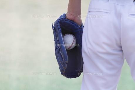 野球の写真素材 [FYI00289171]