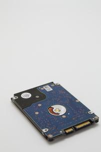 ハードディスクの写真素材 [FYI00289195]