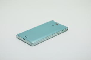 スマートフォーンの写真素材 [FYI00289271]