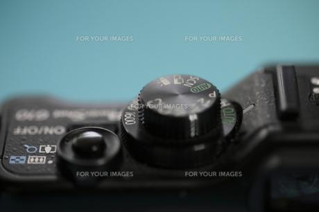 コンパクトデジカメの写真素材 [FYI00289307]