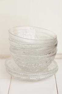 ガラスの器の写真素材 [FYI00289526]