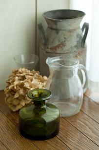 アンティークの花瓶の写真素材 [FYI00289528]