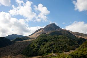 普賢岳の写真素材 [FYI00289658]