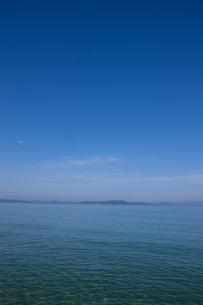 青空と海の写真素材 [FYI00289666]