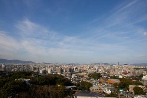 福岡市眺望の写真素材 [FYI00289686]