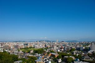福岡市眺望の写真素材 [FYI00289688]