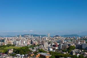 福岡市眺望の写真素材 [FYI00289708]