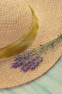 麦わら帽子の写真素材 [FYI00289748]