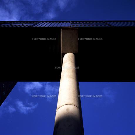 陸橋の写真素材 [FYI00290084]