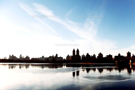 ジャクリーヌ・ケネディー・オナシス貯水池の写真素材 [FYI00290085]