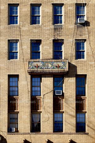 ブロンクスのアパートの写真素材 [FYI00290090]