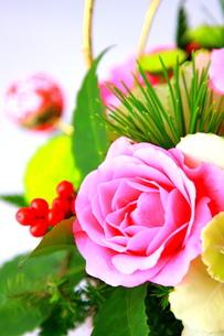 お祝いのお花の写真素材 [FYI00290108]