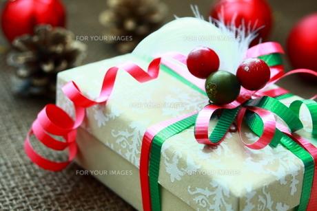 クリスマス プレゼントの写真素材 [FYI00290248]