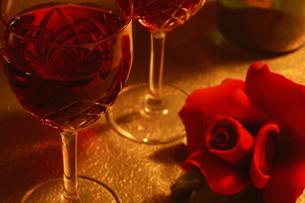 ワインの写真素材 [FYI00290258]