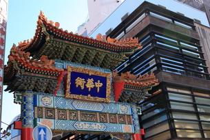 中華街の素材 [FYI00290442]
