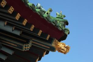 中華街の写真素材 [FYI00290449]