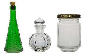 ガラス瓶の写真素材 [FYI00291015]