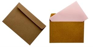 封筒の素材 [FYI00291140]