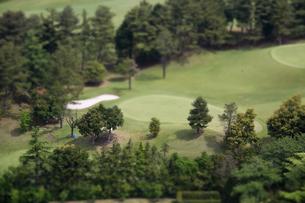 ゴルフコースの写真素材 [FYI00291309]