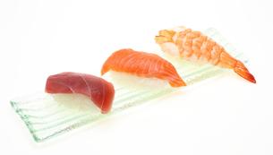 寿司の写真素材 [FYI00291471]