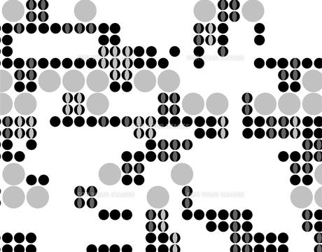パターンの素材 [FYI00295091]