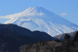 富士、霊峰の写真素材 [FYI00297365]