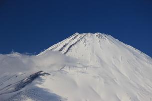 富士、富士山頂の写真素材 [FYI00297382]