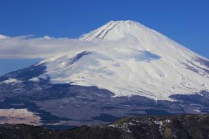 富士、霊峰の写真素材 [FYI00297383]